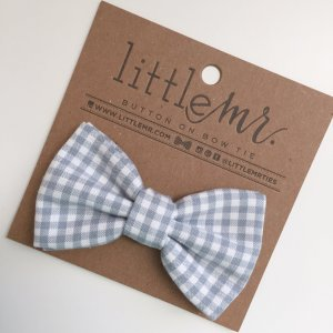 baby toddler infant baby boy baby shower mom-to-be mother-to-be party gender reveal special occasion handsome boy dressing up fancy gentleman gingham print bow tie little man gentleman