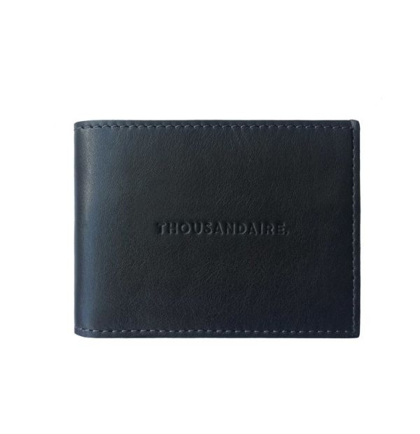 black wallet trifold wallet bifold wallet gifts for him gifting ideas happy birthday present presents gift gifts father's day gifts new dad daddy
