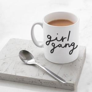 girl gang pizza french roast dark roast coffee morning joe gift gifting ideas birthday gang friend group