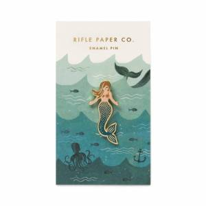 This beautiful glossy enamel pin is for that magical friend that might as well be a mermaid, or your neice who loves the mystical idea of adventuring under the sea. A perfect token to let someone know you're missing them or alongside a tumbler or some mermaid hair spray. enamel pin decor gifts for her mermaid