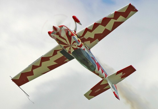 Ultimate Aerobatics Flight