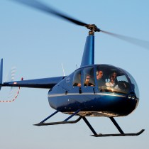 R44 Trial Helicopter Lesson