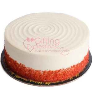 Send Red Velvet Cake From Hobnob To Pakistan
