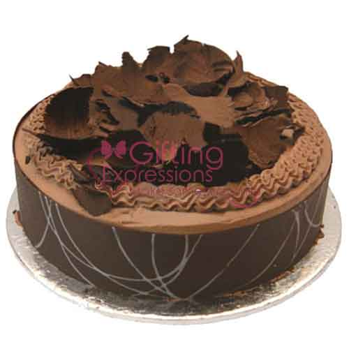 Send Chocolate Chip Cake From Pearl Continental Hotel To Pakistan
