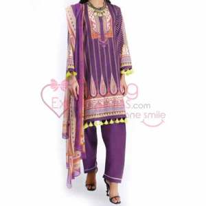Send Khaadi Suits To Pakistan