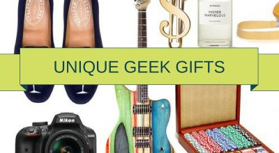 unique geek gifts