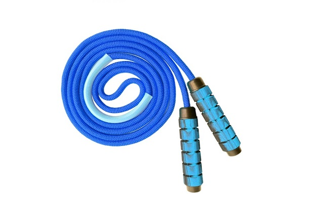blue jump rope