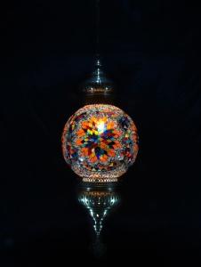 SINGLE CHAIN FANTASY STYLE BALL LAMP SIZE 30 CM (6)
