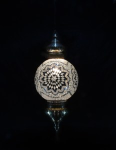 SINGLE CHAIN FANTASY STYLE BALL LAMP SIZE 30 CM (7)