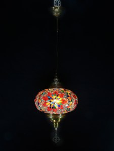 SINGLE CHAIN OVAL HANGING LAMP (8)