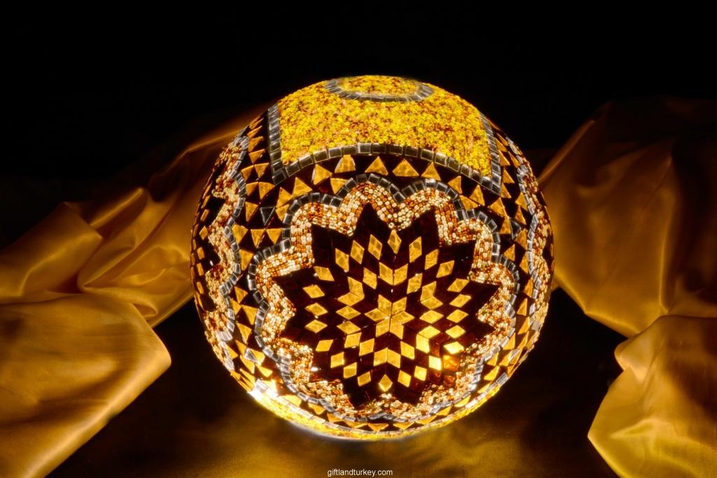 Mosaic Glas Lamps 2020