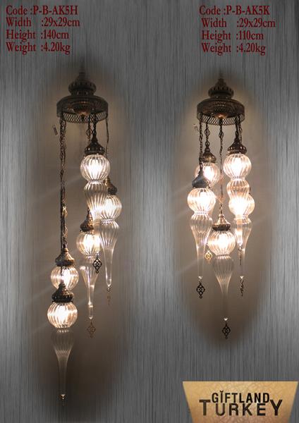 Alaadin Pyrex Pendant Lamp