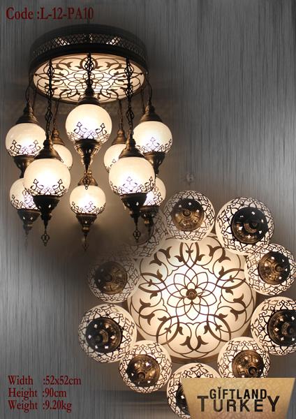 Turkish Ottoman Design Light