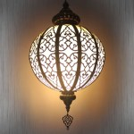 Ottoman Chandelier Light