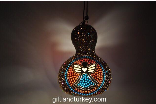 Angel Pendant Light
