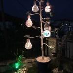 Mosaic Turkish Light and Gourd Light