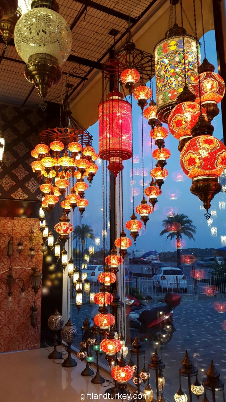 The father of Turkish lamps