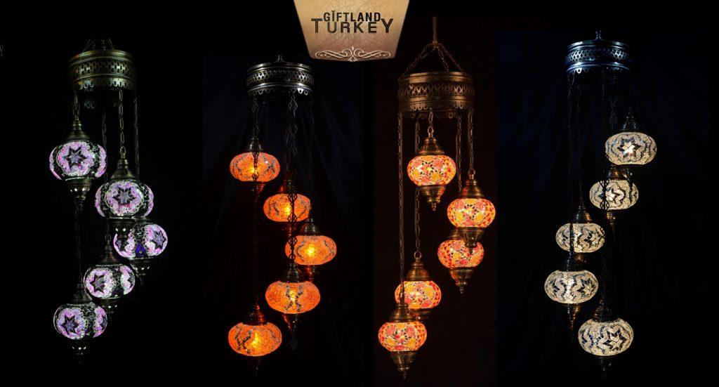 The Art of Turkish Mosaic Lamp