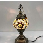 New design 2019 of table lamps, wholesale table lamps, reading lamps with  mosaic glass lamp