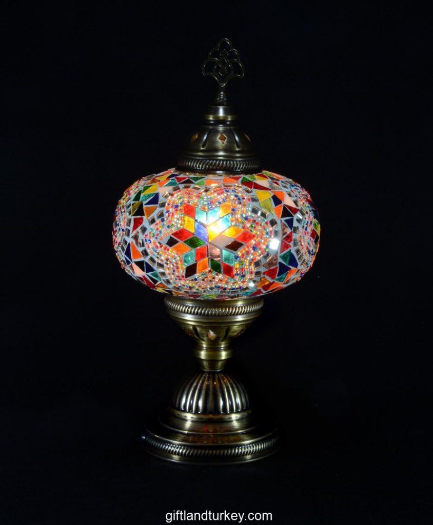 Albenia mosaic lamp wholesale