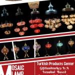MOSAIC LAMP BANNER