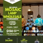 DO YOU WANT TO MAKE MOSAIC LAMP EXPORT