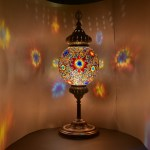 TURKISH MOSAIC LAMP AND MOSAIC LAMPS