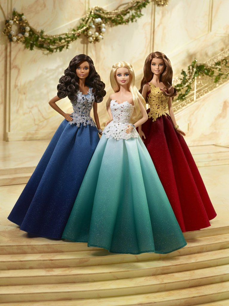 Holiday Barbie Dolls for 2016
