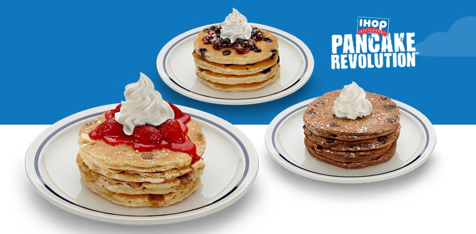 Free Birthday Meals And More at IHOP Restaurant