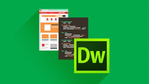 Free Udemy Course on Adobe Dreamweaver CS6 - Beginner to Professional 1