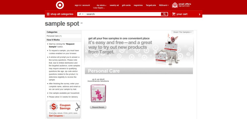 Free up & up Adult Incontinence Solutions at Target USA