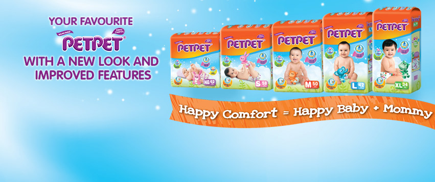 Win Great Prizes at PETPET® Happy Comfort Easy Photo contest1