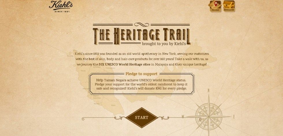 Win Kiehl's Products by Completing the Journey (3)