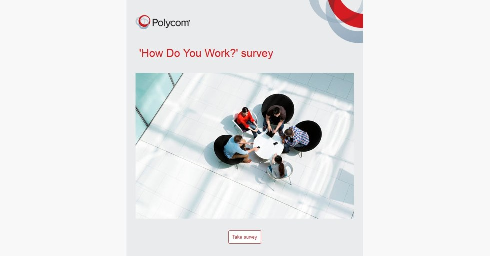 Win USD$100 Amazon Gift Card at Polycom1