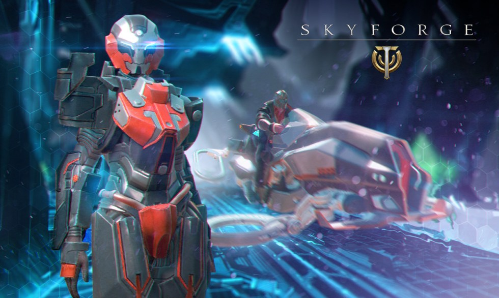 1000 Skyforge Gift Packs to win