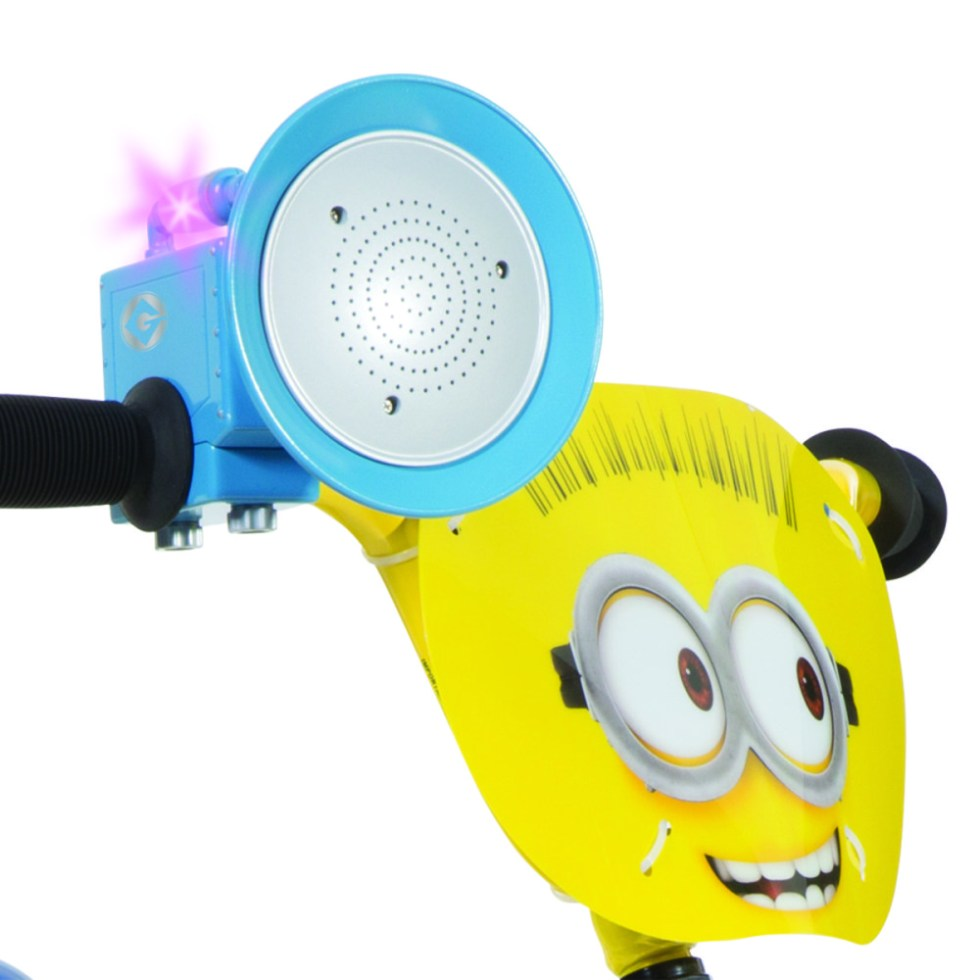 GeekDad Giveaway Win a 'Minions' Bike From Dynacraft 1