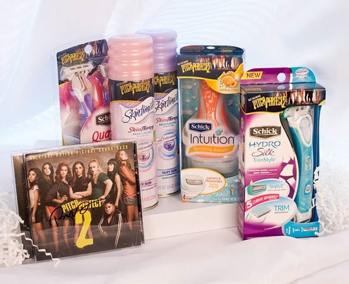Total Beauty Giveaway Skintimate, Schick Hydro Silk,& Schick Intuition