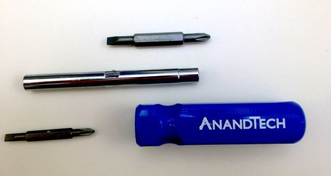 AnandTech Screwdriver Giveaway