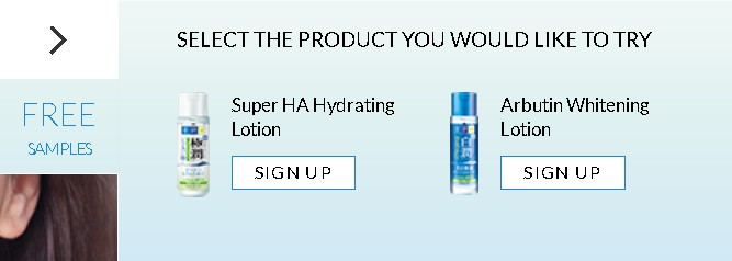 FREE Super HA Hydrating Lotion at Hada Labo Singapore 1