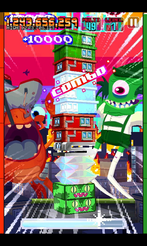 Free Android Game at Amazon Monsters Ate My Condo (2)