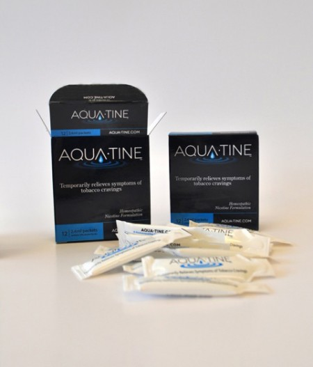 Free Aqua-tine 12 Pack – 1 box contains 12 packets