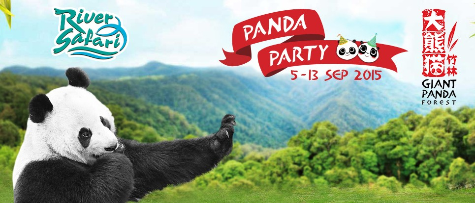 Free admission for kids aged 7 & 8 years old! at River Safari Singapore