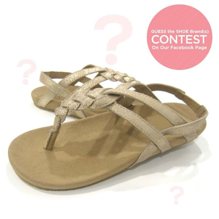 GUESS THE SHOE BRAND CONTEST 3 at BHG Singapore