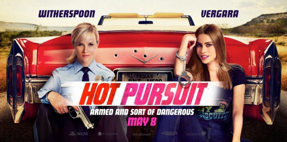 Hot Pursuit Blu-ray Exclusive Giveaway