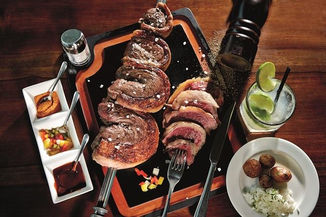 Men's Health Singapore Giveaway Win a meal for four at Carnivore Brazilian Churrascaria