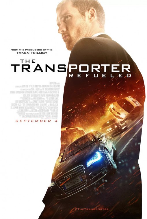 Movie Web GIVEAWAY Win Cool 'Transporter Refueled' Prizes