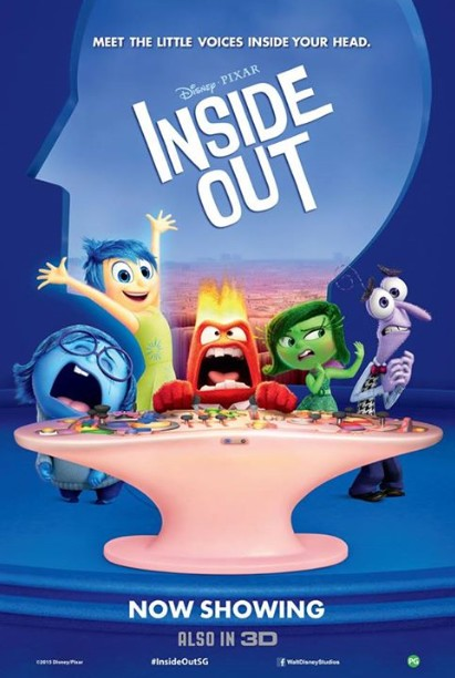 WIN DisneyPixar's Inside Out merchandise, worth $195 at The Singapore Women's Weekly