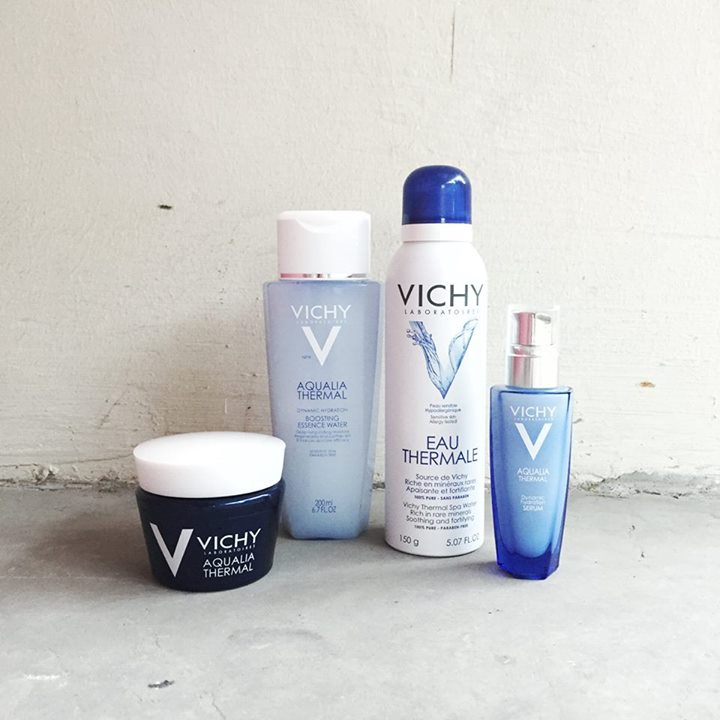 Win Vichy sets (worth $150.90 each) at Nylon Singapore