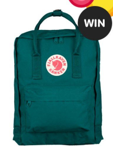 Win a Classic Kanken of your choice