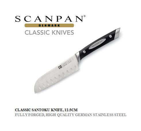 Win a SCANPAN Classic Santoku Knife